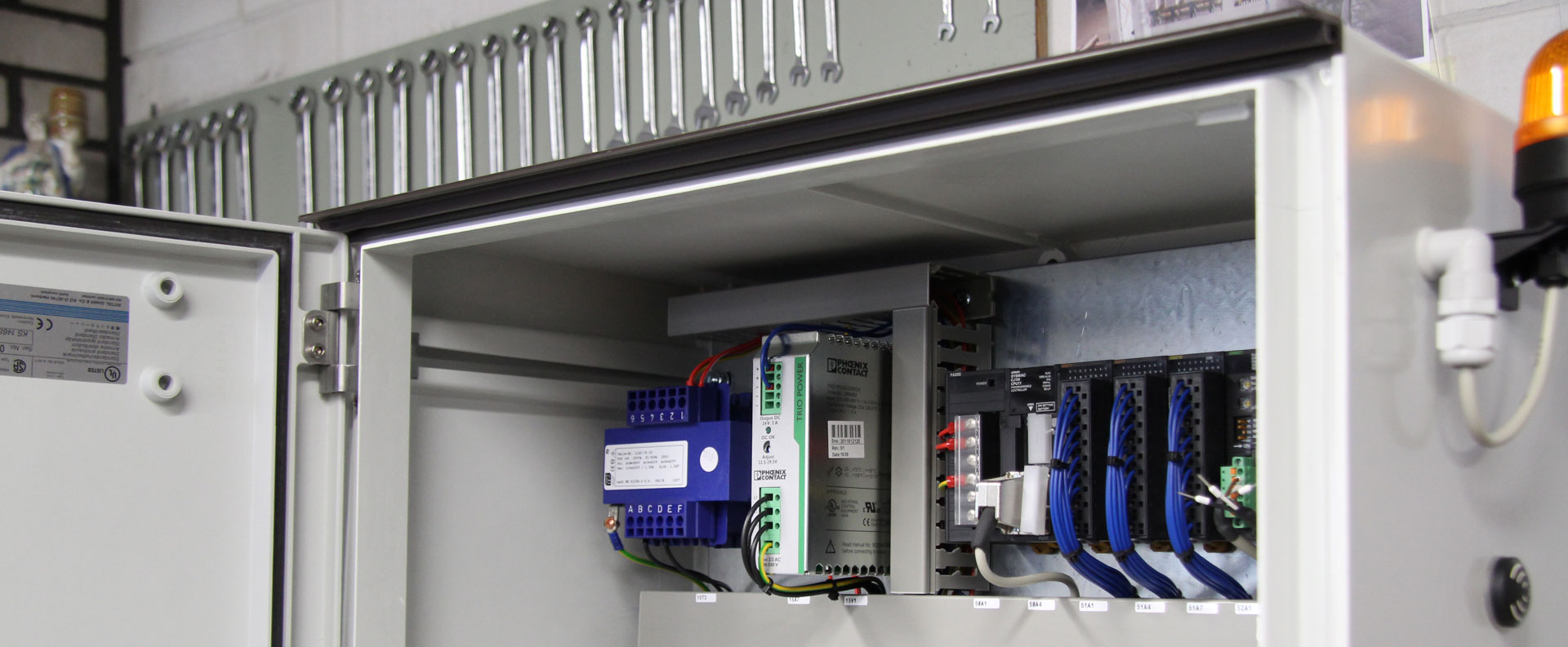 Bespoke automation systems